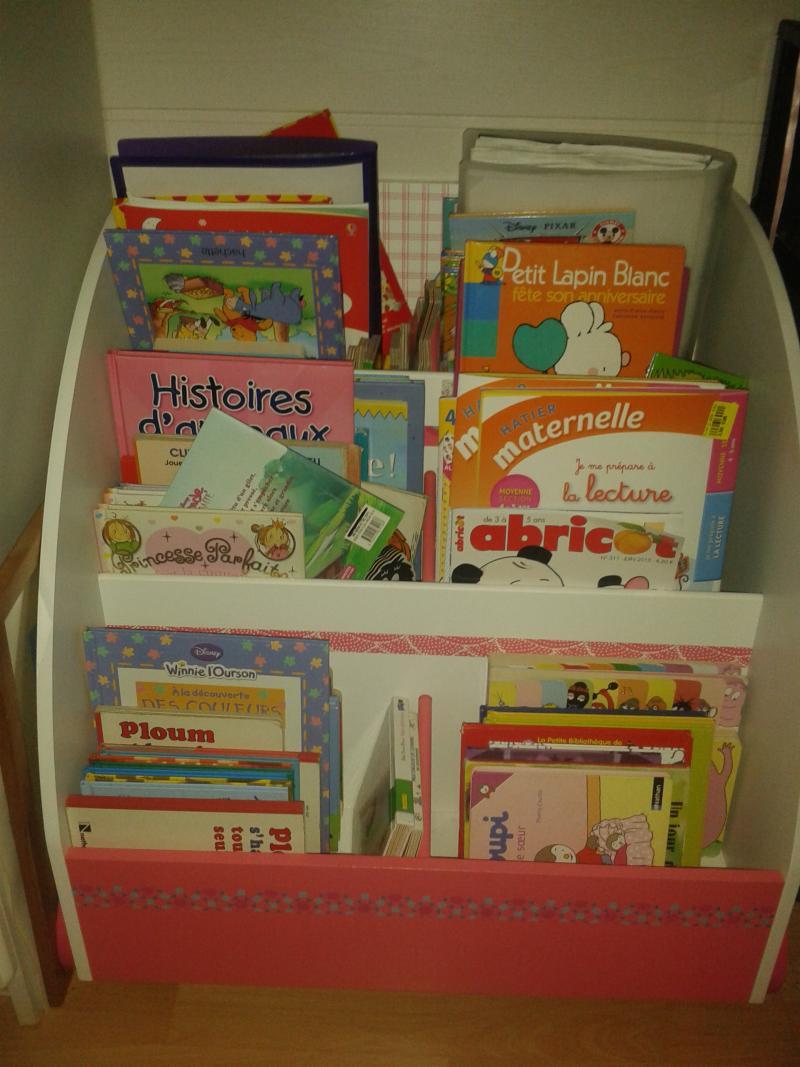 Biblioth Que Roulettes Vertbaudet Avis