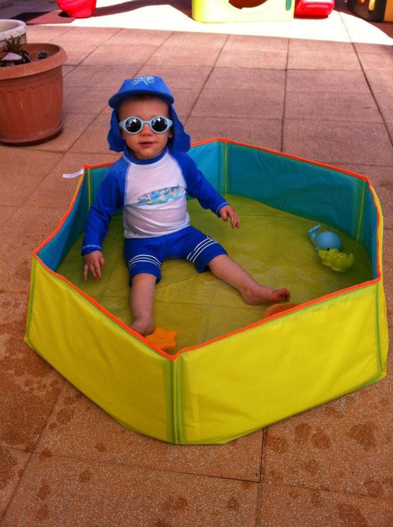 piscine enfant tidipool nabaiji decathlon avis. Black Bedroom Furniture Sets. Home Design Ideas