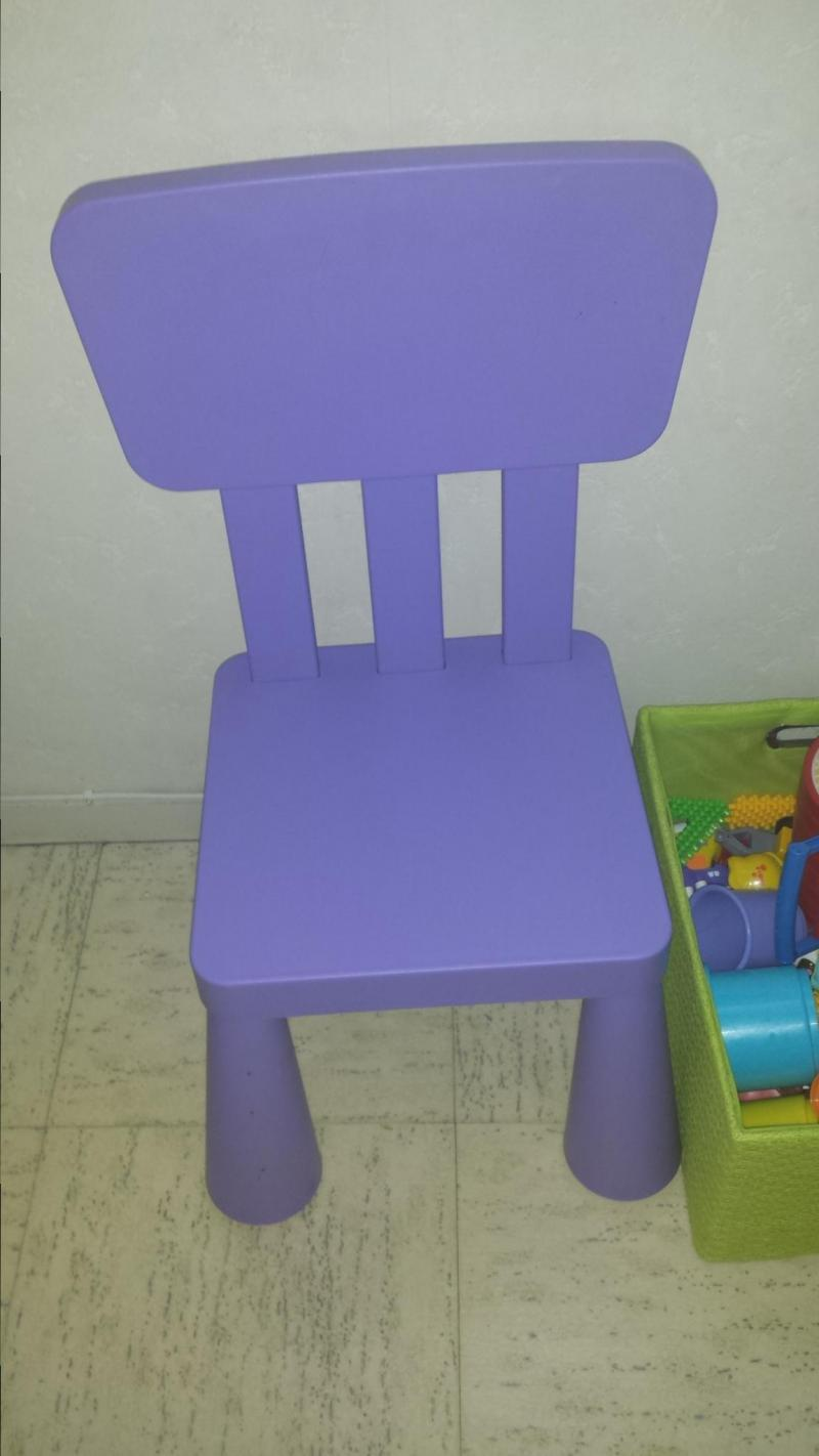 Mobilier table chaise mammut - Table chaise enfant ikea ...
