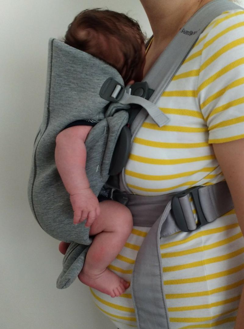 Porte-bébé Mini BABYBJORN   Avis 9711729b29c