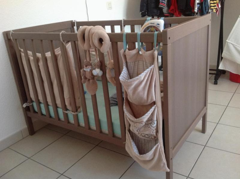 Chambre Bebe Ikea Sundvik : Lit bebe sundvik