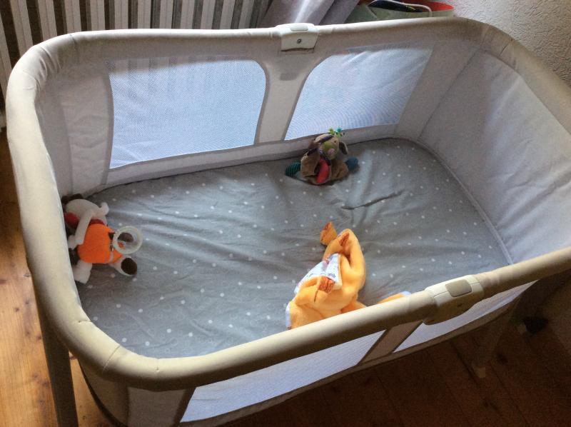 Berceau lit de voyage lullago zip chicco avis - Comment faire pour que mon fils dorme dans son lit ...
