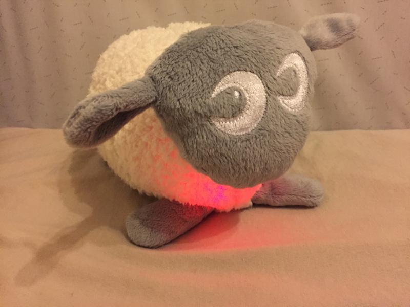 Veilleuse doudou peluche Ewan le mouton PABOBO : Avis