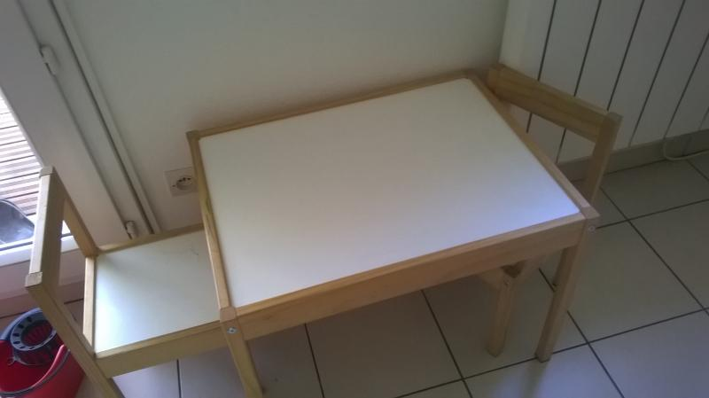 Table Et Deux Chaises Enfant Latt Ikea Avis Et Comparateur De Prix