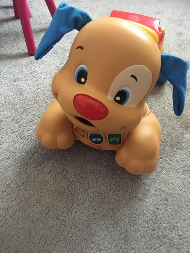 Trotteur Puppy FISHER PRICE : Avis