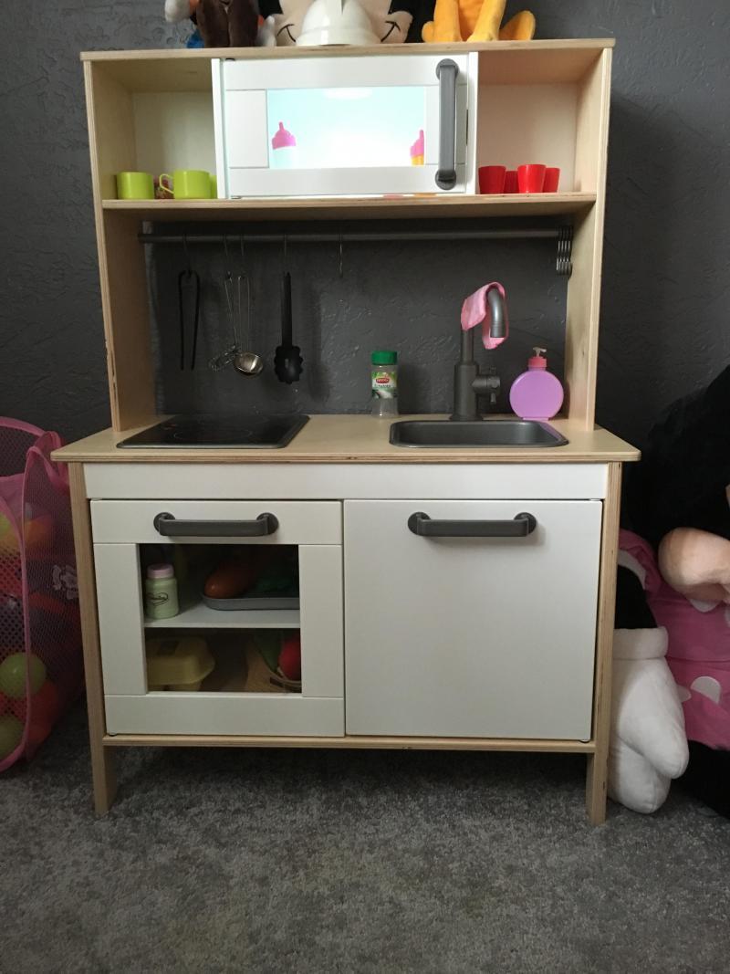section haute mini cuisine duktig ikea avis. Black Bedroom Furniture Sets. Home Design Ideas