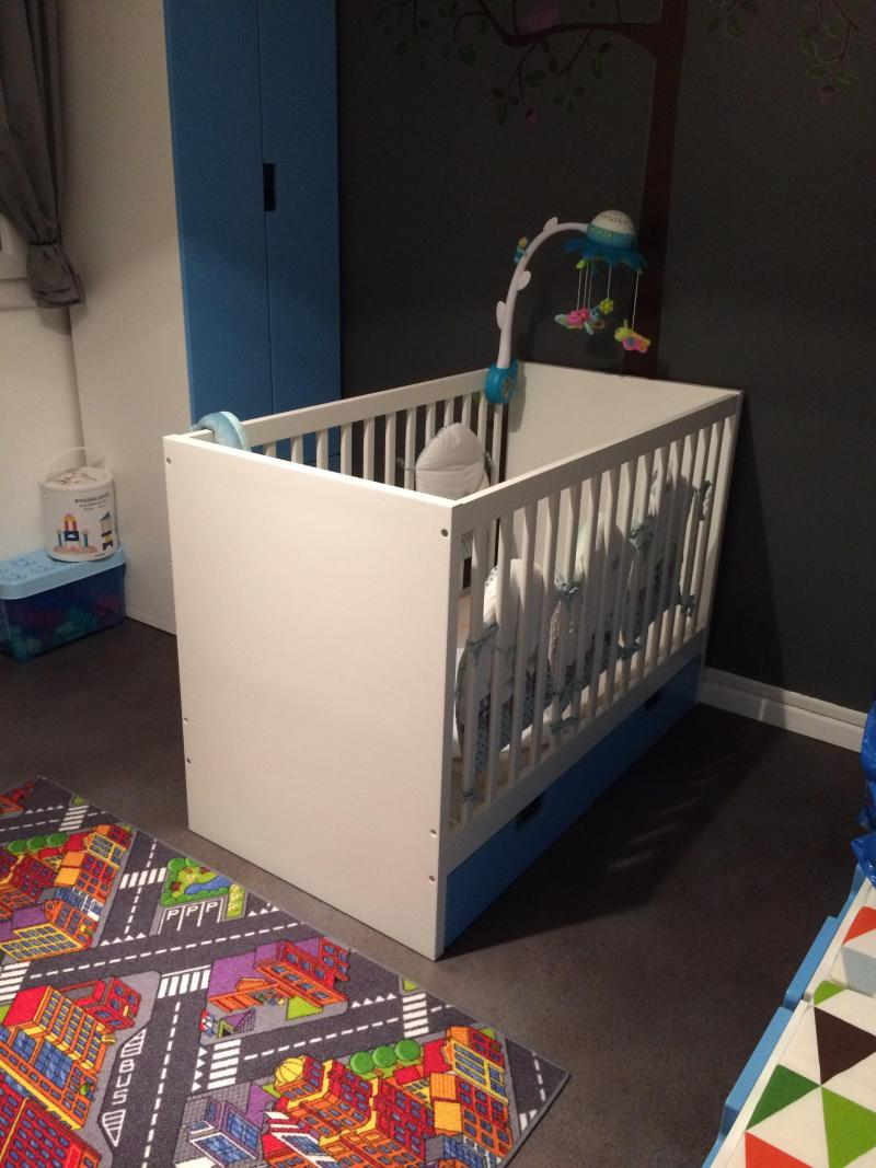Lit enfant à tiroirs 60x120 stuva ikea : avis