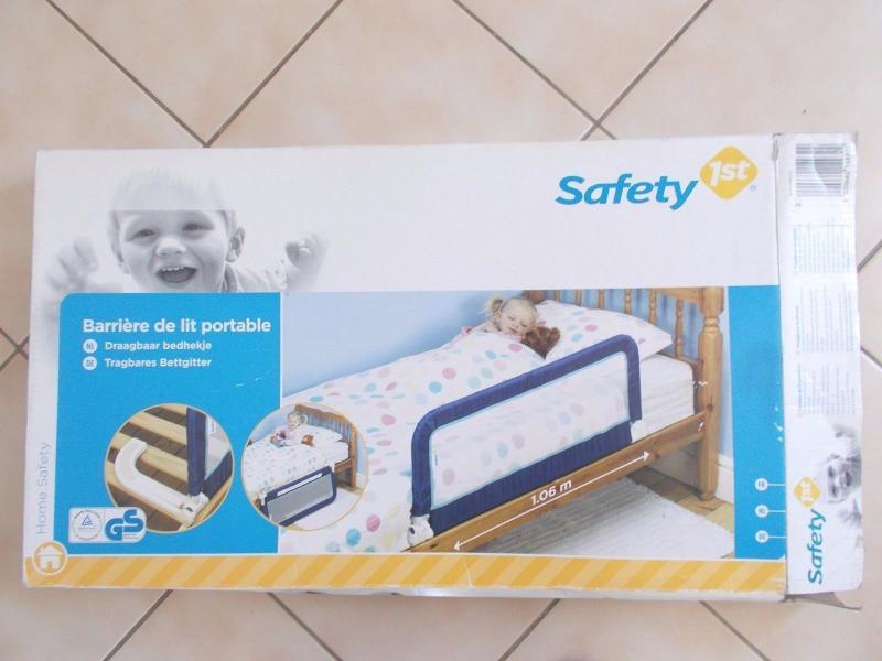 barriere de lit portable safety 1st avis. Black Bedroom Furniture Sets. Home Design Ideas