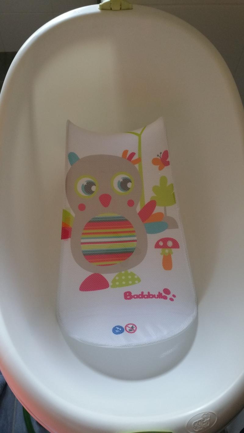 Transat de bain ergo ludique badabulle avis - Baignoire bebe ikea avis ...