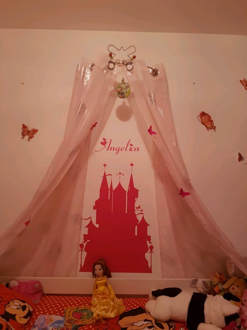Cerceau pour ciel de lit fille VERTBAUDET : Avis