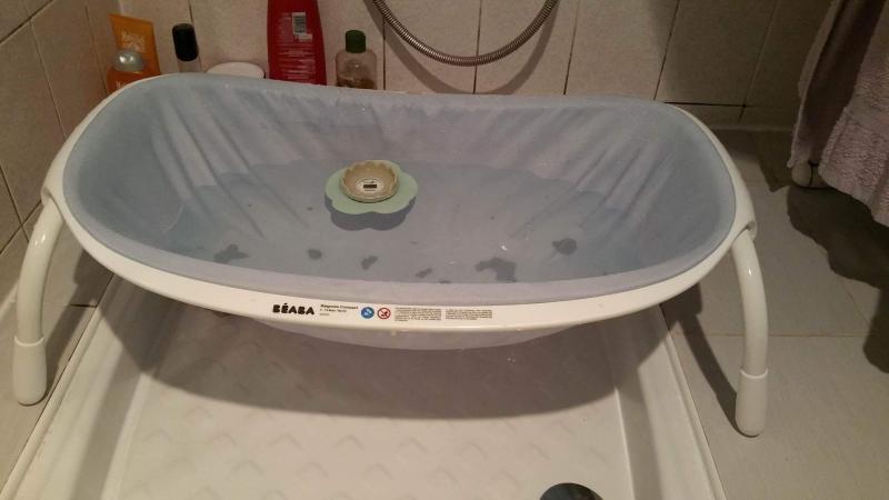 Baignoire compact beaba avis for Petite baignoire profonde