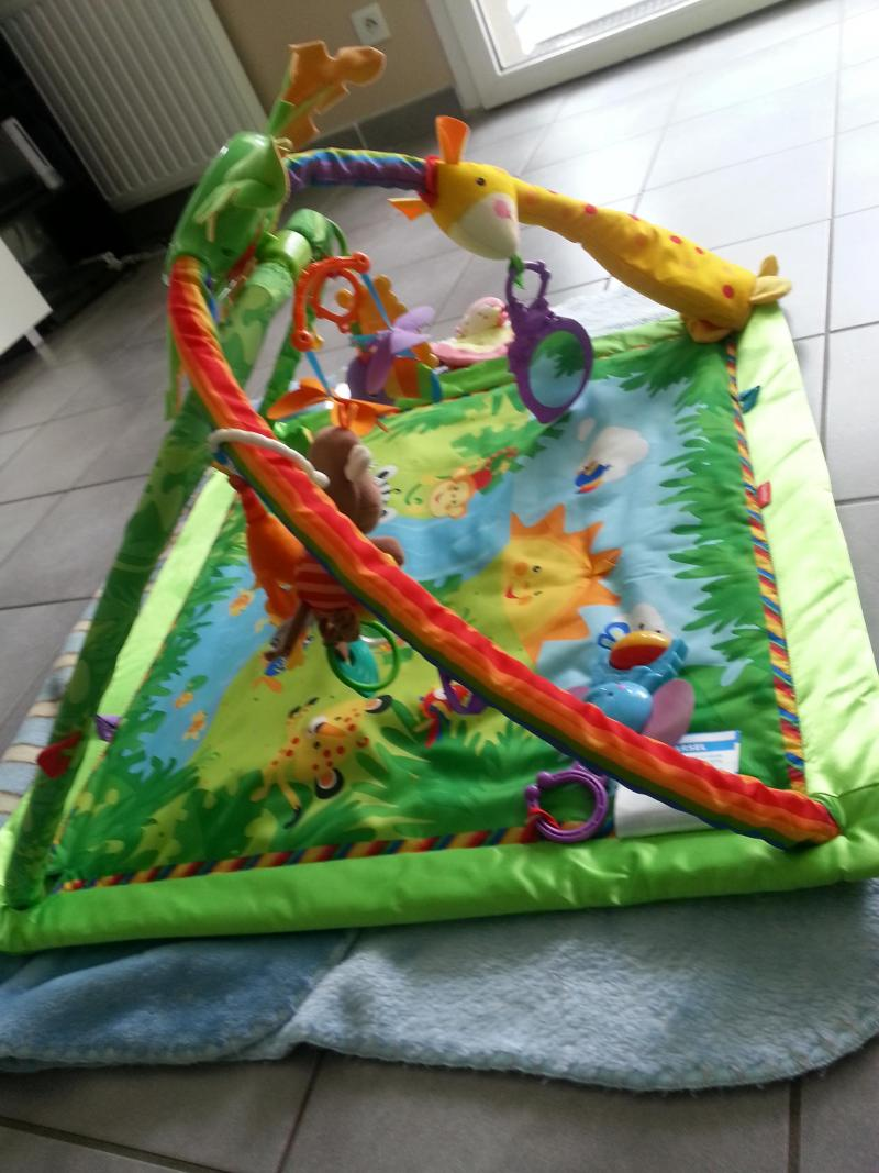 Carrelage Design tapis d eveil jungle : Tapis du0026#39;u00e9veil
