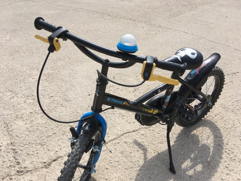 2786075f6841c Vélo enfant 16 pouces Jack Pirabike B'twin DECATHLON : Avis