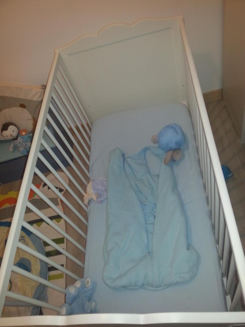 Lit bébé Hensvik IKEA : Avis