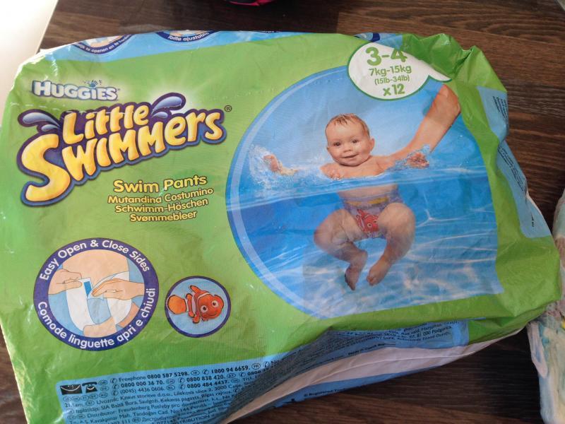 Maillot De Bain Little Swimmers Huggies Avis