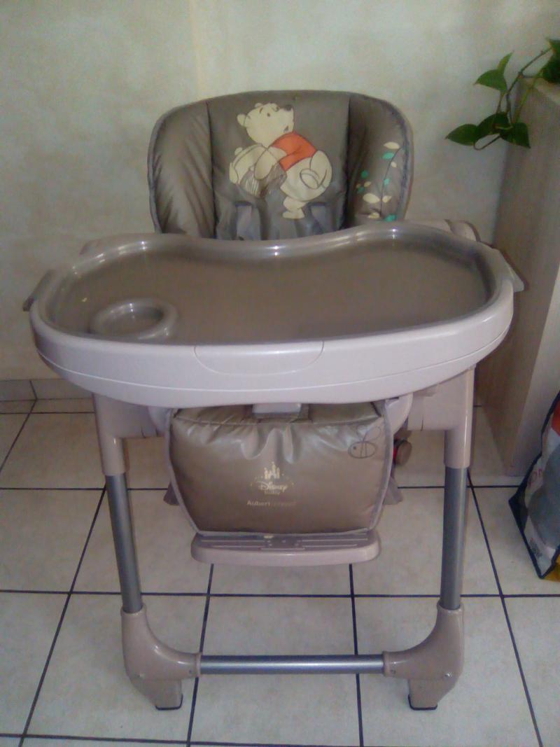 chaise haute multipositions aubert concept avis. Black Bedroom Furniture Sets. Home Design Ideas