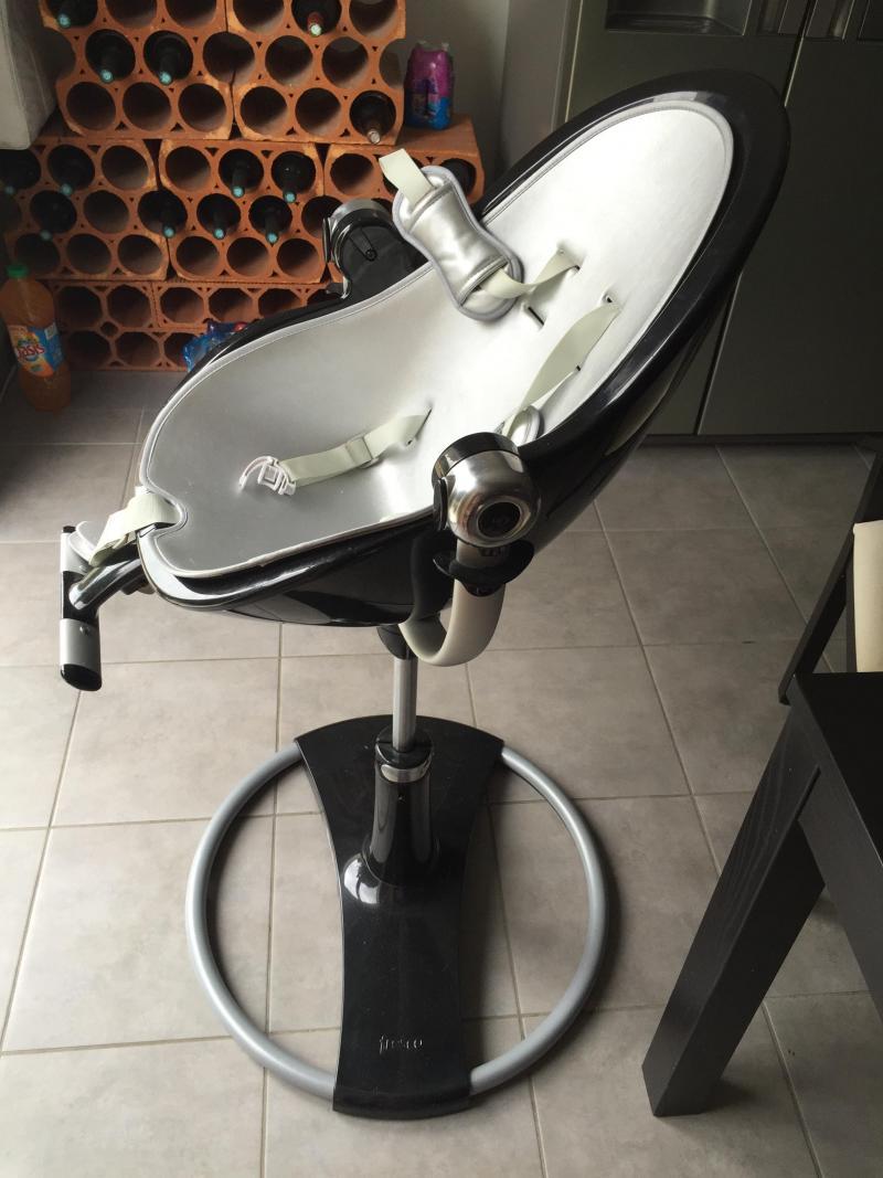 chaise haute fresco bloom avis. Black Bedroom Furniture Sets. Home Design Ideas