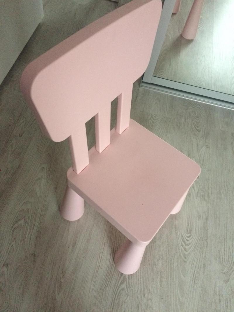 Chaise enfant mammut ikea avis - Chaise plastique ikea ...