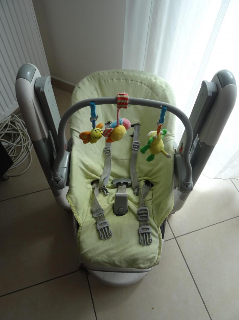 Chaise haute tatamia peg perego avis - Chaise haute et transat 2 en 1 ...