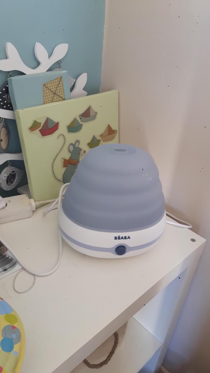 humidificateur air tempered beaba avis. Black Bedroom Furniture Sets. Home Design Ideas