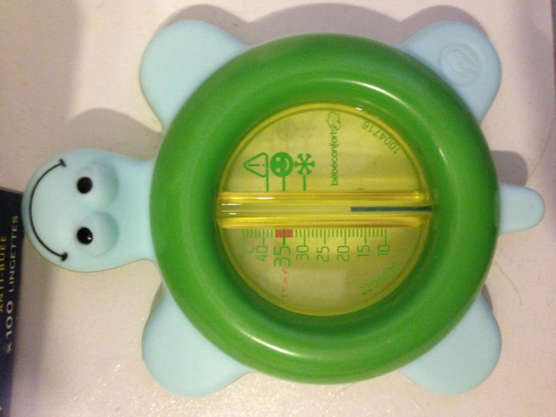 thermometre de bain tortue bebe confort avis page 6. Black Bedroom Furniture Sets. Home Design Ideas