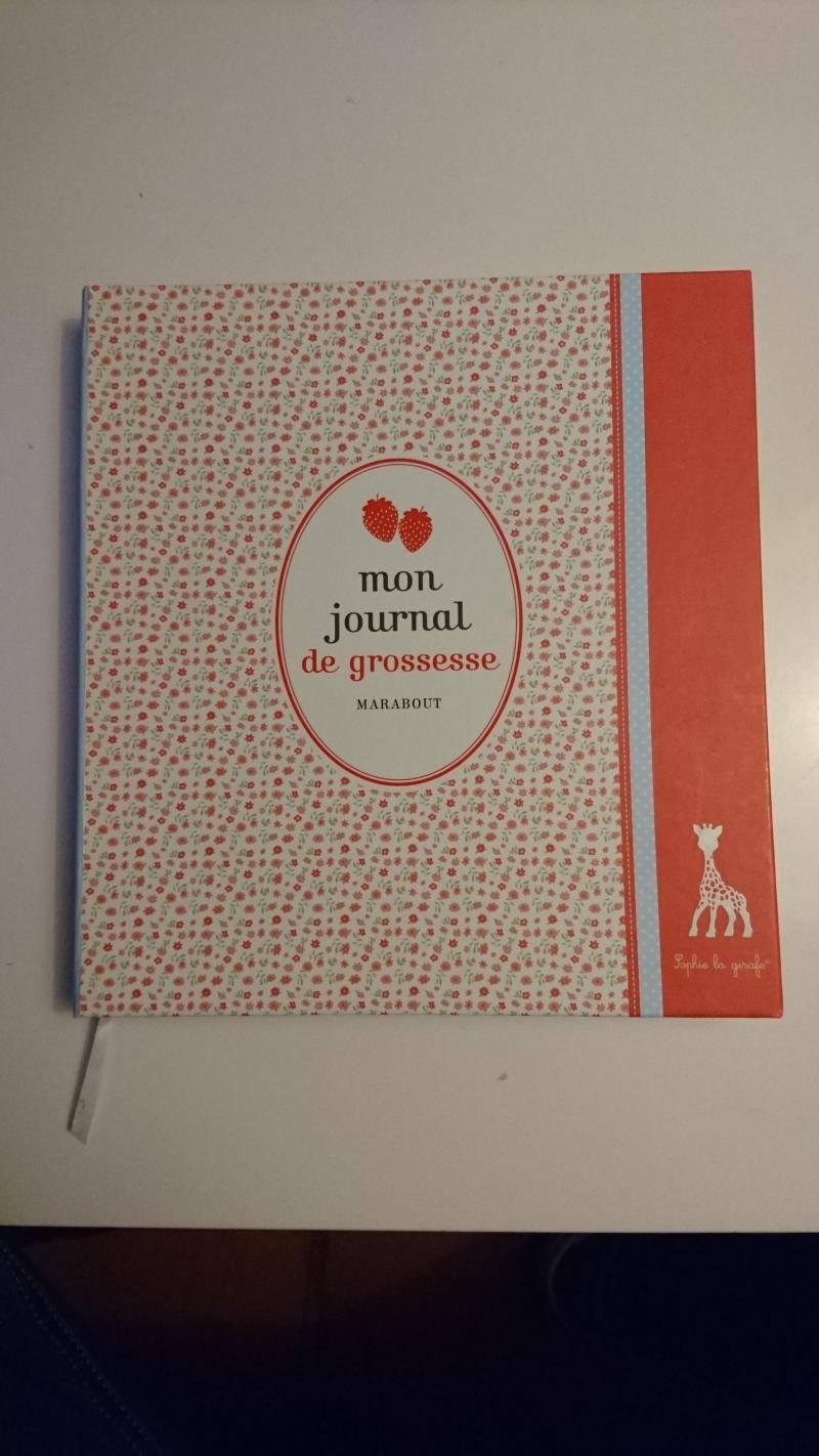 Journal De Grossesse A Remplir