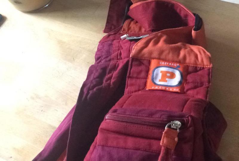 d0e73a417f8 Porte-bébé Baby Bag PREMAXX   Avis