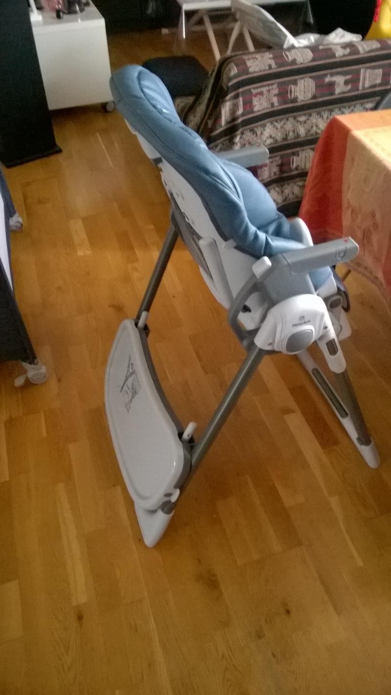chaise haute vision renolux avis. Black Bedroom Furniture Sets. Home Design Ideas