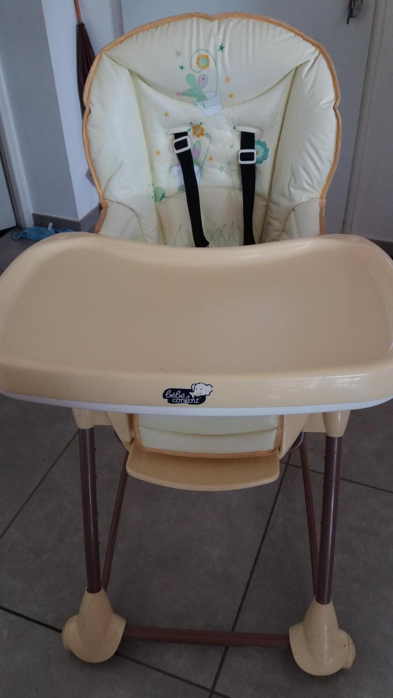 chaise haute omega bebe confort   avis