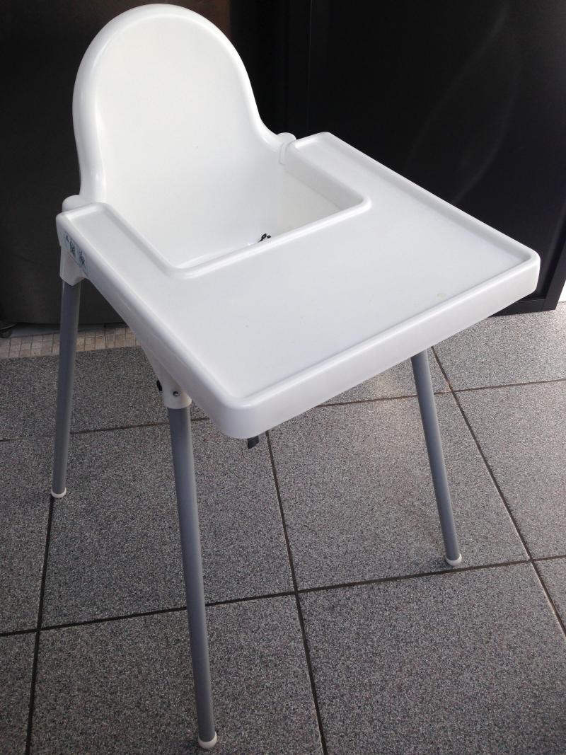 Chaise haute avec ceinture antilop ikea avis - Chaise haute pliable ikea ...