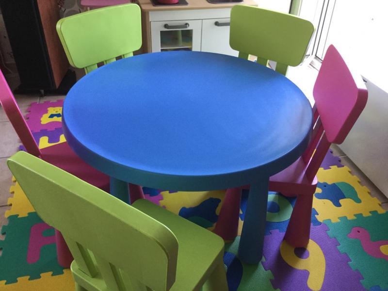 Table enfant mammut ikea avis - Table ronde pour enfant ...