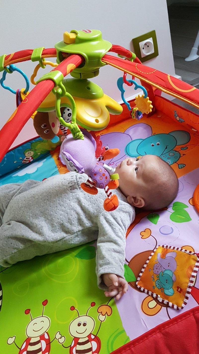 Tapis d 39 veil move play tiny love avis - Tapis d eveil tiny love move and play ...