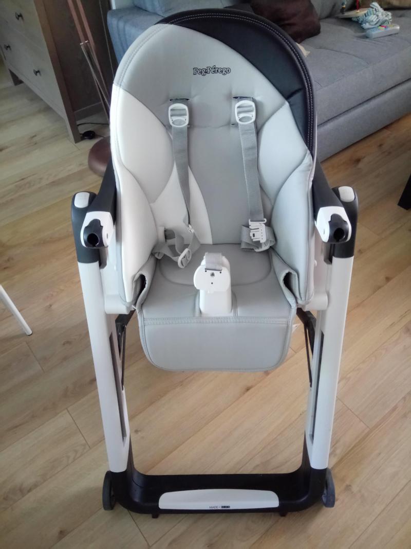 Chaise Haute Siesta PEG PEREGO Avis