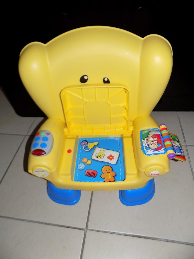 Chaise veil progressif fisher price avis for Chaise 4 en 1 fisher price