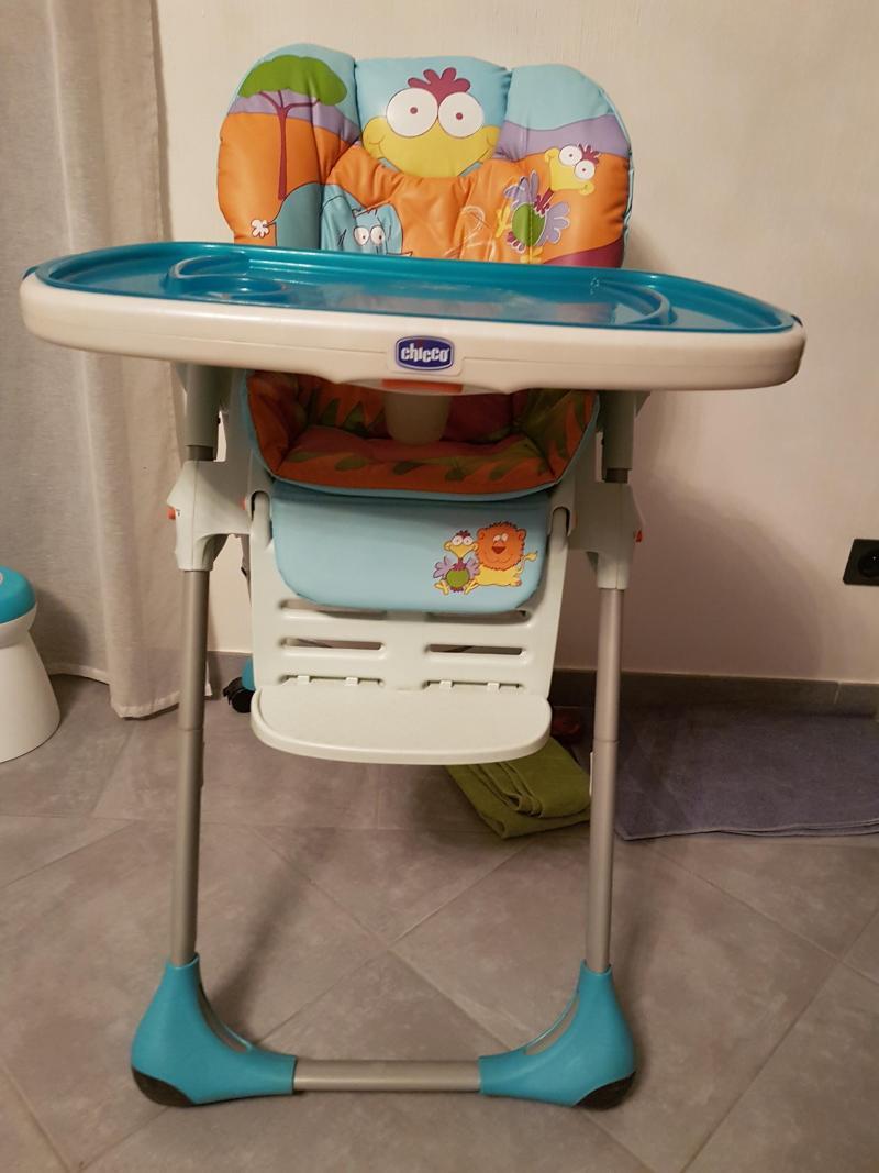 Chaise haute polly 2 en 1 chicco avis - A quel age mettre bebe dans la chaise haute ...