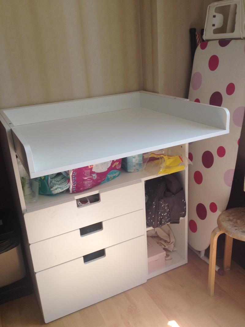 Table 224 Langer 233 Volutive Stuva Ikea Avis