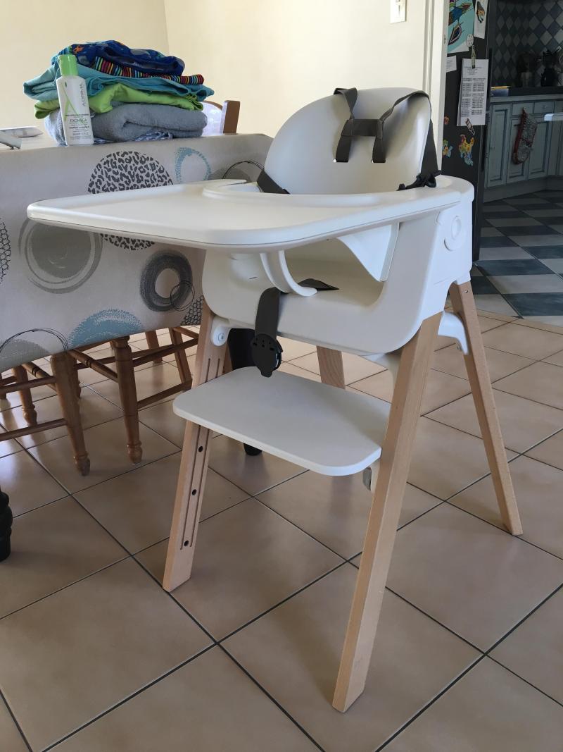 Kit Baby Set Pour Chaise Haute Steps STOKKE Avis