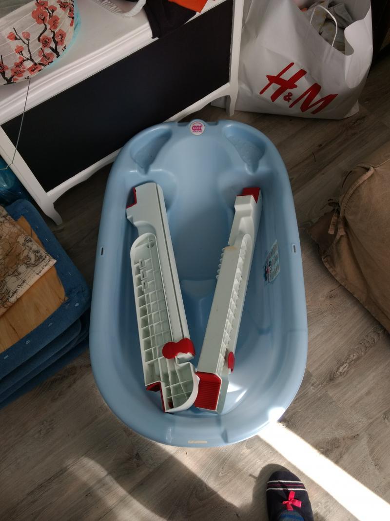 Baignoire Onda Babysun Nursery Avis
