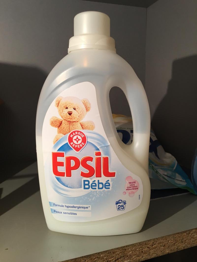 Lessive Bebe Epsil Leclerc Avis