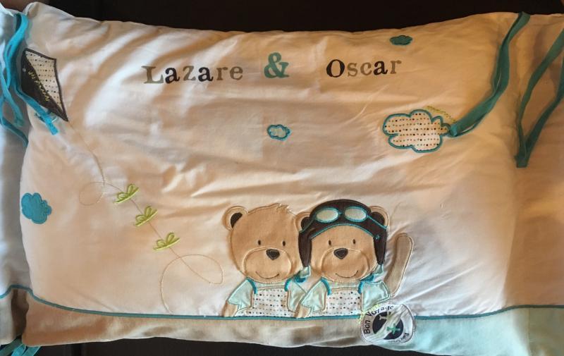 Oscar et lazare finest photos vivastreet lettre dcorative oscar et lazare en bois with oscar et - Lazare et oscar ...