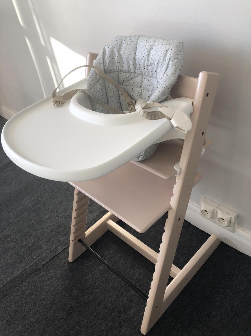 chaise tripp trapp stokke avis. Black Bedroom Furniture Sets. Home Design Ideas