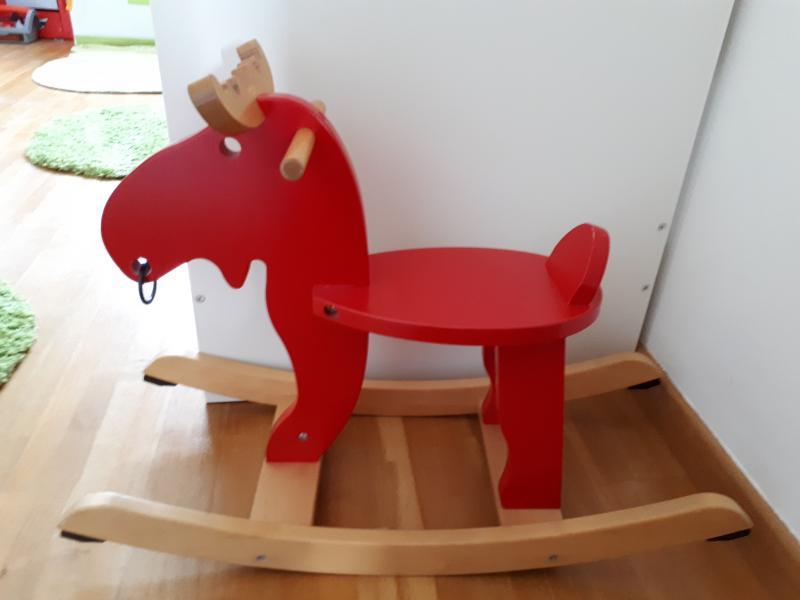Elan à bascule Ekorre IKEA : Avis