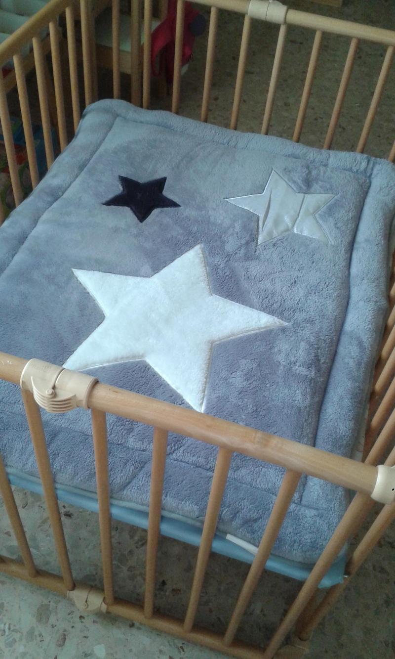 Tapis de parc melow star pingu BABY BOUM : Avis
