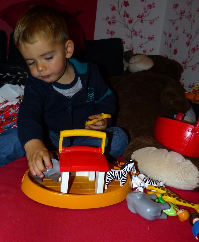 arche de no playmobil playmobil avis. Black Bedroom Furniture Sets. Home Design Ideas