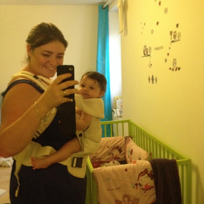Porte bébé Stokke MyCarrier 3 en 1 STOKKE