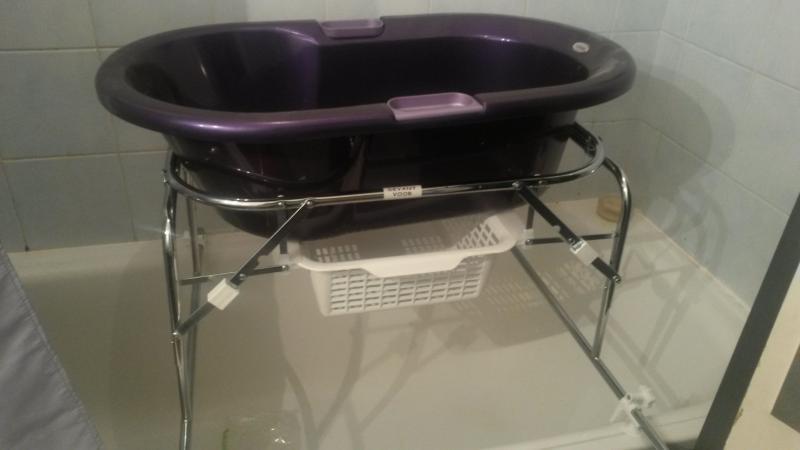 Support baignoire b b pour baignoire adulte geuther avis - Baignoire bebe adaptable sur baignoire adulte ...