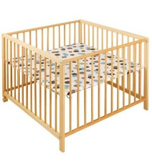 parc en bois merlin geuther avis. Black Bedroom Furniture Sets. Home Design Ideas