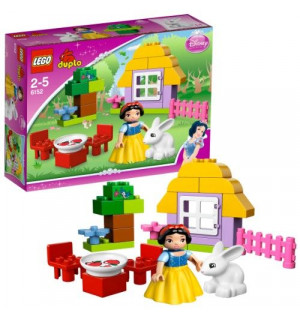 duplo filles et princesses blanche neige lego avis. Black Bedroom Furniture Sets. Home Design Ideas
