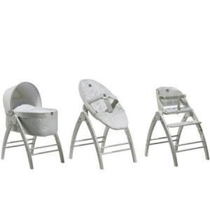 combin berceau transat chaise haute angel baby dan avis. Black Bedroom Furniture Sets. Home Design Ideas