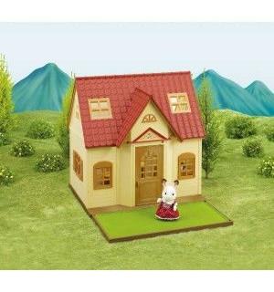 Set Cottage Avec Jardin Sylvanian Family Comparateur Avis Prix